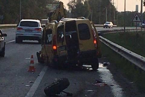Трирічна дитина загинула у ДТП біля Бучі, спровокованій п'яним водієм