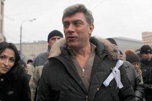 """Немцов: после избрания Путина Президентом РФ Украину """"не ждет ничего хорошего"""""""