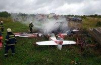 У Словаччині розбився малий літак, загинули три людини