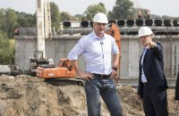 До кінця року зможемо відкрити нову ділянку Великої Кільцевої дороги, - Кличко