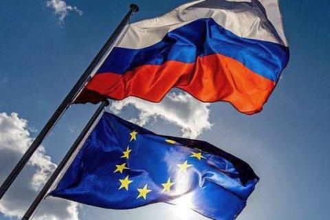 Євросоюз продовжив санкції проти РФ за анексію Криму