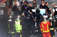В Париже захватили заложников (обновлено)