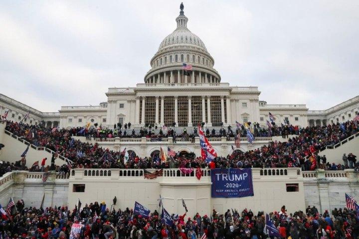 Штурм Капітолію США прихильниками Дональда Трампа