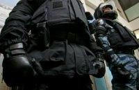 СБУ со стрельбой задержала пятерых киевских милиционеров