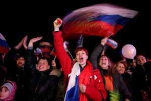 Усі мешканці Криму стали громадянами Росії
