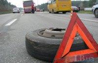У Запорізькій області водій маршрутки наїхав на електроопору, постраждали 11 людей