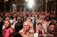 УПЦ МП проігнорувала карантинні обмеження під час великодніх богослужінь