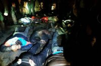 Полиция задержала 40 рейдеров при попытке захватить агропредприятие в Полтавской области