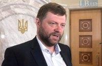 Корнієнко поставив під сумнів валідність соцопитування в ОРДЛО