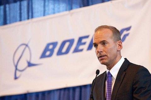 Глава Boeing подал в отставку