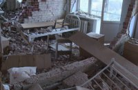 Боевики обстреляли Марьинку из минометов, - штаб АТО