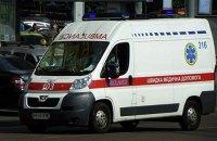 Во Львове с 8 этажа больницы выбросился 81-летний мужчина
