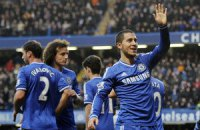 Азар признан игроком сезона в Англии