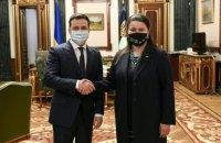 Зеленський призначив ексміністерку фінансів Маркарову послом у США