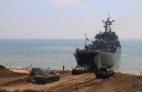 Чорноморський флот РФ почав перевірку сил в Криму