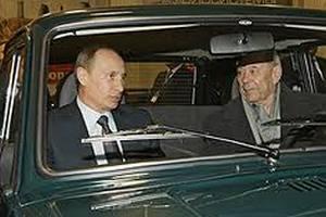 Володимир Путін запропонував посилити покарання за водіння напідпитку