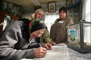 Одесским избирателям подсунули ручки с исчезающими чернилами