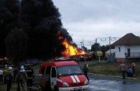 УЗ меняет маршруты поездов из-за аварии в Черкасской области
