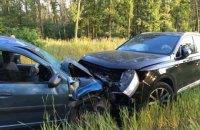 Фотограф LB.ua із сім'єю потрапив в аварію (оновлено)