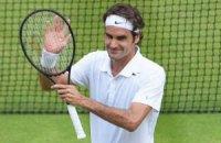 Федерер удесяте вийшов у фінал турніру в Галле