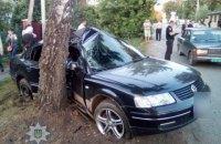 В ДТП в Ровенской области пострадали шесть детей