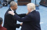 Обама нарушил американскую политическую традицию, раскритиковав Трампа