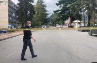 У Грузії озброєний чоловік захопив відділення банку