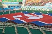 Атлетам із КНДР дозволили бігати-стрибати в Південній Кореї