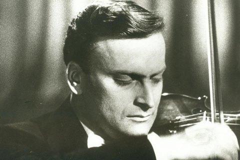 В Україні відзначать сторіччя з дня народження відомого скрипаля Ієгуді Менухіна