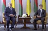 Зеленський і Лукашенко зустрілися в Житомирі