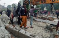В Індії через обвал даху в крематорії загинуло 25 людей