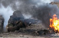 Окупанти поранили сьогодні двох українських військових