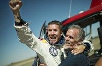 Герой тижня: Фелікс Баумгартнер стрибнув із парашутом з 39-кілометрової висоти