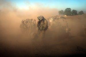 Ізраїль провів військові навчання на кордоні з Сирією