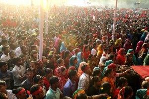 В Бангладеш четвертый день продолжаются беспорядки