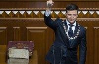 Посольство США високо оцінило прогрес України за перший рік Зеленського