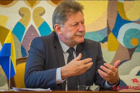 МИД Беларуси вызвало украинского посла для вручения ноты протеста