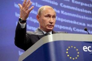 Путин просит оставить Евро-2012 в покое