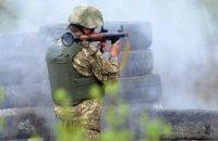 Сепаратисты обстреливают позиции сил АТО в Песках