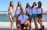 Ко Дню Независимости Украины украинцы Португалии провели забег в вышиванках