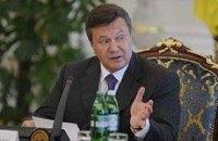 Янукович выступает за скорейшее принятие Налогового кодекса