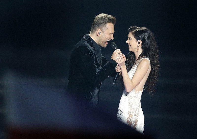 "Эстония. Koit Toome & Laura ""Verona"""