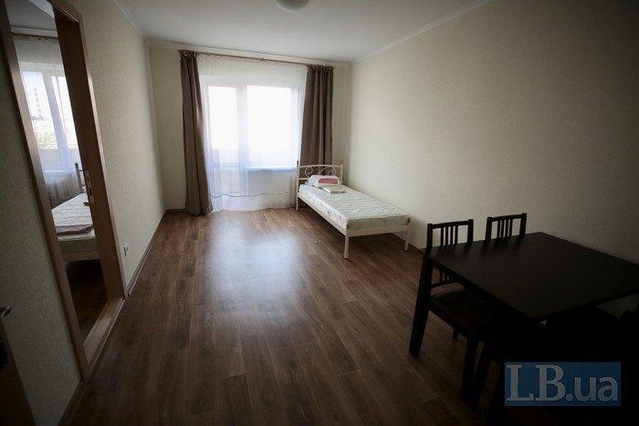 Комната, выделенная Костенко для проживания в Киеве