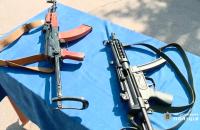Українська поліція почала міняти автомати Калашникова на німецькі MP5