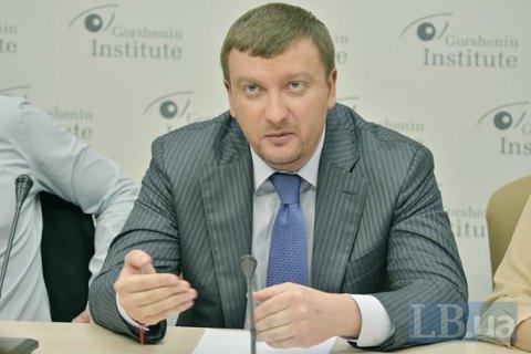 Петренко предупредил, что суды между Украиной и Россией затянутся на годы