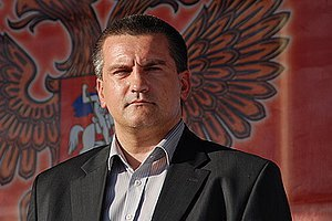 """Кримський прем'єр закликав Росію """"допомогти"""" південному сходу України"""