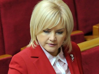 Билозир приняла присягу народного депутата