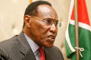 В Кении разбился вертолет с двумя министрами