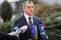 Константинов звинуватив владу України у водоморі