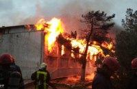 При пожаре в наркологическом центре в Баку погибли 30 человек